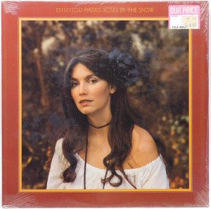 Emmylou Harris: Roses in the Snow - Factory Sealed LP Vinyl Record Album