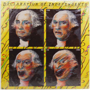 Various Artists: Declaration of Independents - Factory Sealed LP Vinyl Record Album