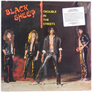 Black Sheep: Trouble in the Streets - Factory Sealed LP Vinyl Record Album