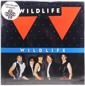 Wildlife: Self-Titled - Factory Sealed LP Vinyl Record Album