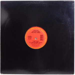 """Lisa-Lisa and Cult Jam with Full Force: Take Me Home  (3 Songs) - 12"""" Single LP Vinyl Record Album"""