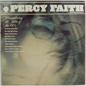 Percy Faith & Orchestra: Remembering the Hits of the 60's - LP Vinyl Record Album