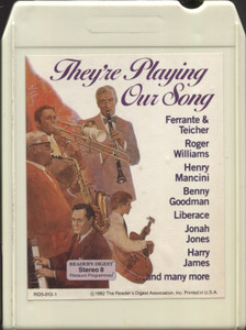 Various Artists: Reader's Digest, They're Playing Our Song, Tape 3 - 8 Track Tape