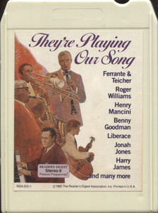 Various Artists: Reader's Digest, They're Playing Our Song, Tape 2 - 8 Track Tape