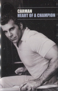 Carman: Heart of a Champion, A Collection of 30 Hits, Tape 1 - Audio Cassette Tape