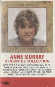 Anne Murray: A Country Collection - Audio Cassette Tape