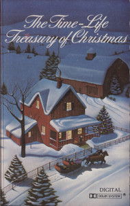 Various Artists: Time Life Treasury of Christmas, Part 1 - Audio Cassette Tape