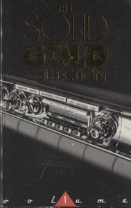 Various Artists: The Solid Gold Collection, Volume 1 - Audio Cassette Tape
