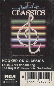 The Royal Philharmonic Orchestra: Hooked on Classics - Audio Cassette Tape