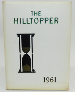 Vintage 1961 Hilltopper - Fredonia Central School High School Yearbook - Fredonia, NY