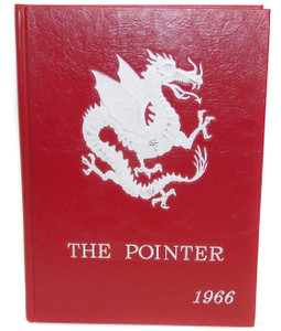 Vintage 1966 The Pointer - Bemus Point Central High School Yearbook - Bemus Point, NY