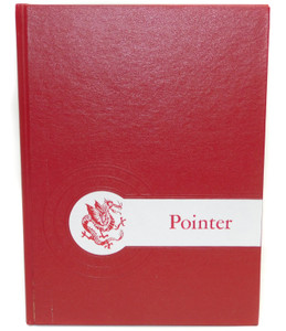 Vintage 1972 The M.G. Pointer - Maple Grove High School Yearbook - Bemus Point, NY