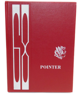 Vintage 1968 The M.G. Pointer - Maple Grove High School Yearbook - Bemus Point, NY