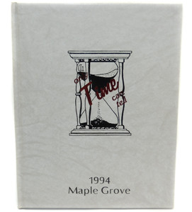 Vintage 1994 The M.G. Pointer - Maple Grove High School Yearbook - Bemus Point, NY