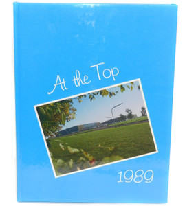 Vintage 1989 The M.G. Pointer - Maple Grove High School Yearbook - Bemus Point, NY