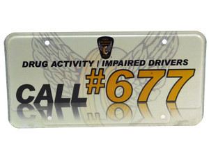 Ohio State Highway Patrol Trooper Call #677 Police License Plate Drug Activity