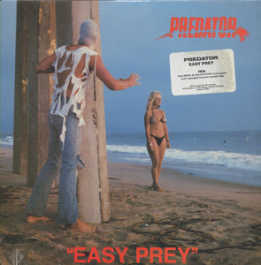 Predator: Easy Prey 33 rpm Vinyl Record
