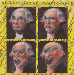 Declaration of Independents 33 rpm lp Vinyl Record