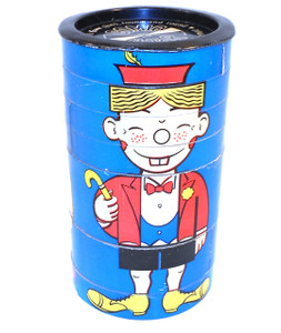 Vintage Comic Rotor Novelty Puzzle Character Toy Game