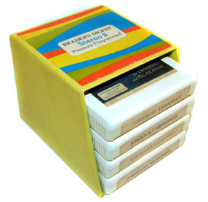 Stardust Memories - Four 8 Track Tapes