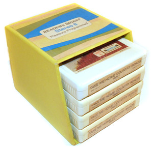 Take Me Home Country Roads - Four 8 Track Tapes