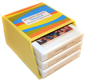 Remembering the '40s - Three 8 Track Tapes