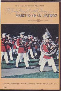 Marches of All Nations - Two 8 Track Tapes