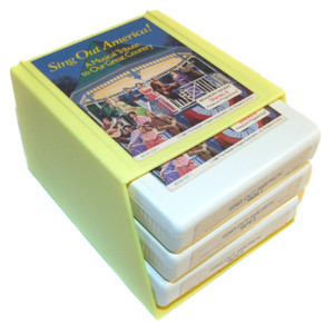 Sing Out America! - A Musical Tribute to Our Great Country - Three 8 Track Tapes