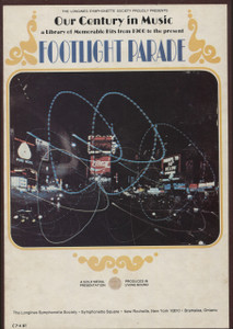 Footlight Parade - Longines Our Century in Music Vol. 4 - Two 8 Track Tapes