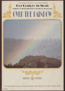 Over the Rainbow - Longines Our Century in Music Vol. 12 - Two 8 Track Tapes