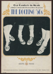 The Rocking '50s - Longines Our Century in Music Vol. 13 - Two 8 Track Tapes