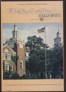 Halls of Ivy - Longines Family Library of Beautiful Listening Vol. 19 - Two 8 Track Tapes