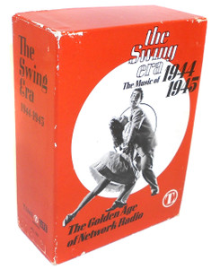 Time Life The Swing Era 1944-1945 - Two 8 Track Tapes