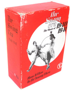 Time Life The Swing Era 1940-1941 - Two 8 Track Tapes