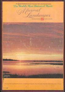 Musical Landscapes - Two 8 Track Tapes