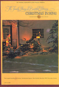 Christmas In Song The Family Library Of Beautiful Listening Vol. 17 - Two 8 Track Tapes