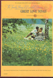 Great Love Songs The Family Library Of Beautiful Listening Vol. 2 - Two 8 Track Tapes