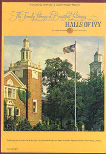 Halls Of Ivy The Family Of Beautiful Listening Vol. 19 - Two 8 Track Tapes