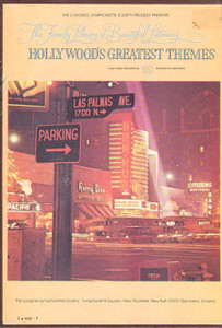 Hollywood's Greatest Themes The Family Library Of Beautiful Listening Vol. 10 - Two 8 Track Tapes