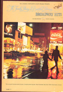 Broadway Hits The Family Library Of Beautiful Listening Vol. 9 - Two 8 Track Tapes