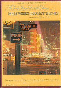 Hollywood's Greatest Themes The Family Library Of Beautiful Listening Vol 10 - Two 8 Track Tapes