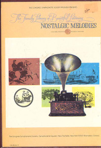 Nostalgic Melodies The Family Library Of Beautiful Listening Vol. 16 - Two 8 Track Tapes