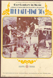 The Hard-Time '30s Our Century In Music Vol. 3 - Two 8 Track Tapes
