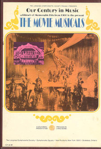 The Movie Musicals Our Century In Music Vol. 14 - Two 8 Track Tapes