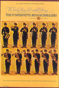 The Symphonette Brass & Choraliers The Family Library Of Beautiful Listening Vol. 18 - Two 8 Track Tapes