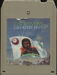Cat Stevens: Cat Stevens Greatest Hits - 8 Track Tape