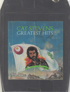 Cat Stevens: Greatest Hits -  8 Track Tape
