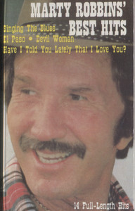 Marty Robbins: Best Hits - Audio Cassette Tape