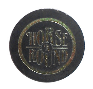 Vintage Beer Chip Drink Token Advertising Genesse 12 Horse Ale