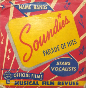 Vintage 1941 Willie Howard How to See a French Doctor Soundies 16mm Film in Box